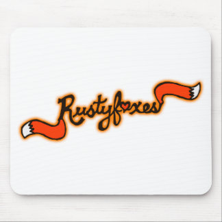 Rustyfoxes Customizable Mousepad
