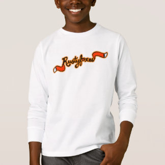 Rustyfoxes Kid's Basic Long-Sleeved Shirt
