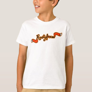 "Rustyfoxes Kids' Tagless Shirt ""customizable"""