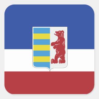 Rusyn flag sticker