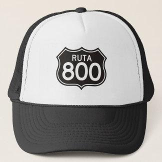 Ruta 800 official merchandising trucker hat