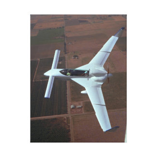 Rutan, Vari-EZE, 1978_Classic Aviation Canvas Print