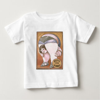 Ruth the Acrobat Baby T-Shirt