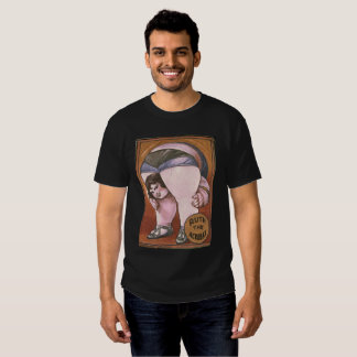 Ruth The Acrobat Circus Vintage Poster T-shirts