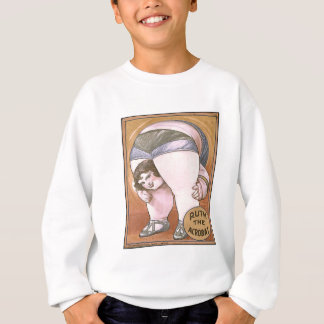 Ruth the Acrobat Sweatshirt