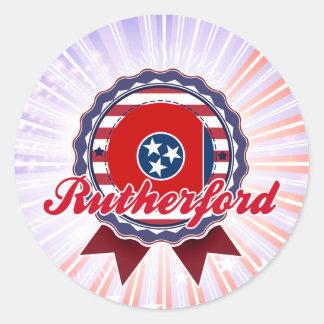 Rutherford TN Sticker
