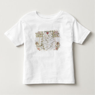 Rutlandshire with Oukham and Stanford Toddler T-Shirt