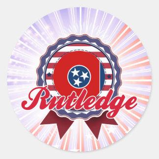 Rutledge TN Stickers