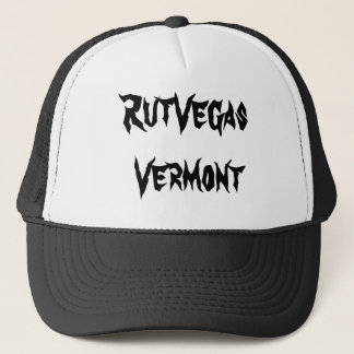 RutVegas Vermont Trucker Hat