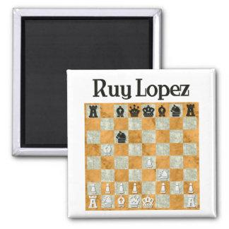 Ruy Lopez Magnet