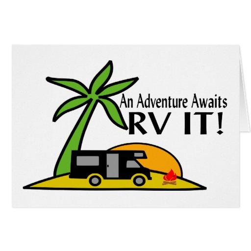 RV Adventure Cards
