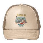 Rv Camping Cap