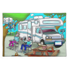 RV Cartoon 9475 Placemat