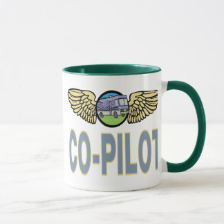 RV Co-Pilot Mug