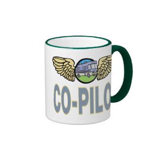 RV Co-Pilot Ringer Mug