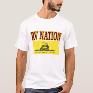 RV NATION DON'T TREAD ON ME T-Shirt