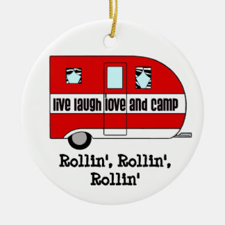 """RV Ornaments - """"This Is How We Roll"""""""