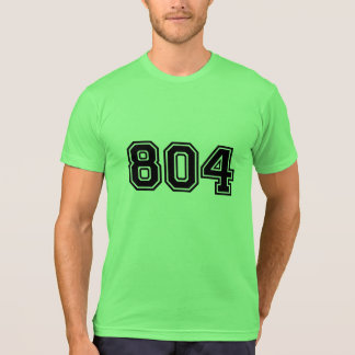 RVA 804 Area Code T-Shirt