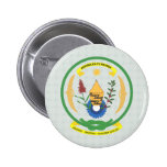 Rwanda Coat of Arms detail Badge