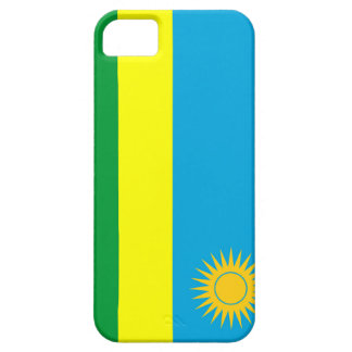 rwanda country flag nation symbol case for the iPhone 5