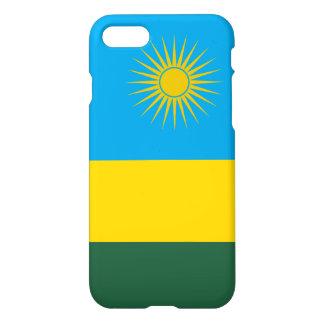Rwanda Flag iPhone 8/7 Case