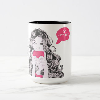 #RWChatter Mug