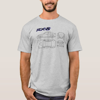 rx8 blueprint shirt
