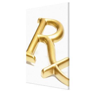 Rx drug sign
