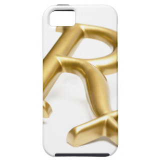 Rx drug sign iPhone 5 covers