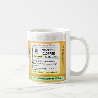 RX Mug - Customise Your Own