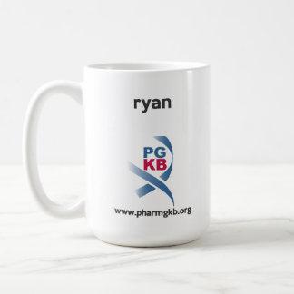 ryan coffee mug
