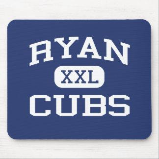 Ryan Cubs Ryan Middle School Houston Texas Mouse Pad