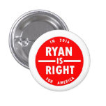 Ryan is Right Buttons