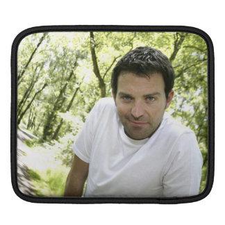 Ryan Kelly Music - iPad Sleeve  - Green Trees