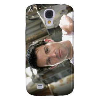Ryan Kelly Music - iPhone 3G - Plain WhiteT Galaxy S4 Case