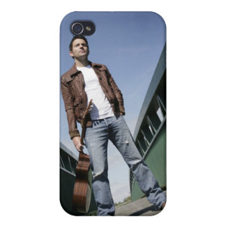 Ryan Kelly Music - iPhone 4 - Bridge iPhone 4 Case
