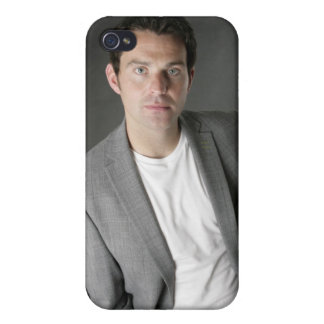 Ryan Kelly Music - iPhone 4 - Grey iPhone 4/4S Case