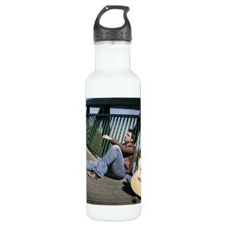 Ryan Kelly Music - Liberty - Guitar 710 Ml Water Bottle