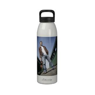 Ryan Kelly Music - Liberty Water Bottle - Bridge