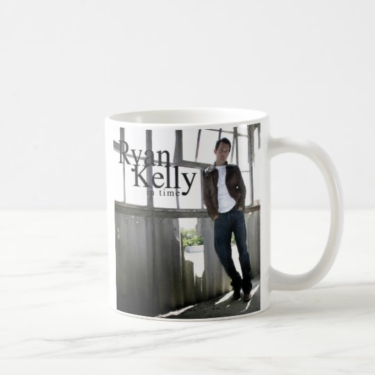 Ryan Kelly Music - Mug - Album Cover