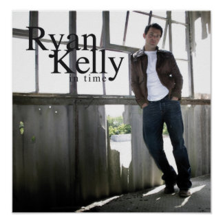 Ryan Kelly Music - Poster - Album Cover