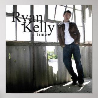 Ryan Kelly Music - Poster - Album Cover