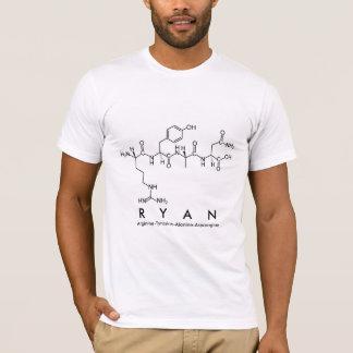 Ryan peptide name shirt