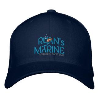 Ryan's Marine Flex Fit Hat Embroidered Cap