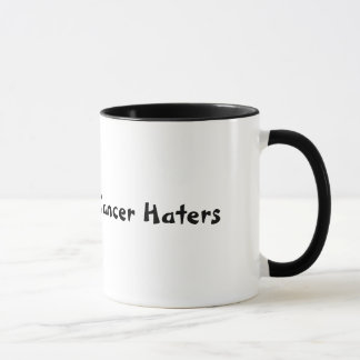 #RyanStrong Cancer Haters Mugs