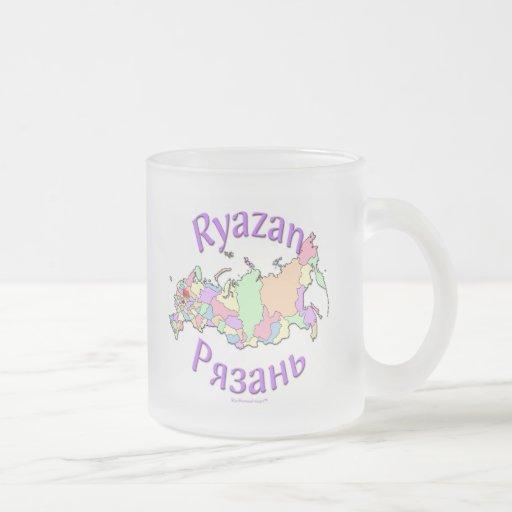 Ryazan Russia Mugs