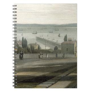 Ryde, from 'A Voyage Around Great Britain Undertak Notebook