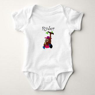 Ryder - Monkey Hangin' Around Infant Creeper