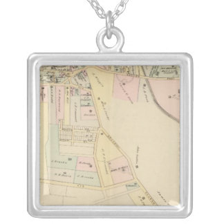 Rye, Cottage Park, New York Silver Plated Necklace