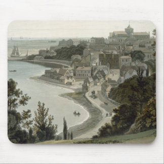 Rye, East Sussex, from 'A Voyage Around Great Brit Mouse Mat